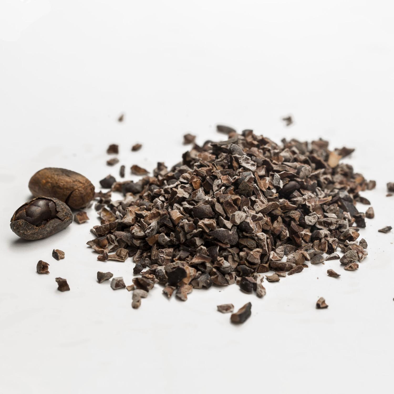 Pörkölt kakaóbab töret